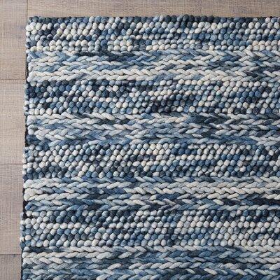 Ambridge Azure Rug Rug Size: 76 x 96