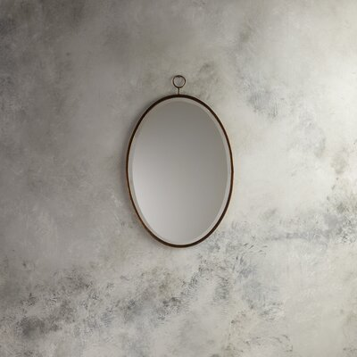 Rustic Bronze Wall Mirror