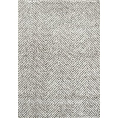Ontario Rug in Grey Rug Size: 710 x 1010