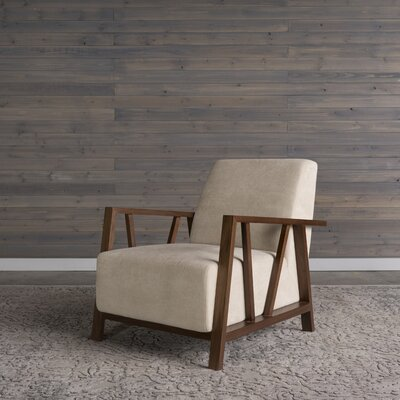 Abrams Armchair Upholstery: Ivory