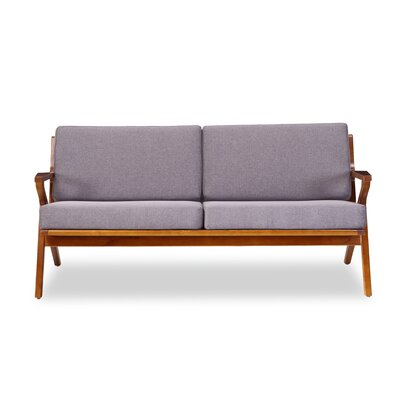 Marquis Standard Sofa Upholstery: Gray