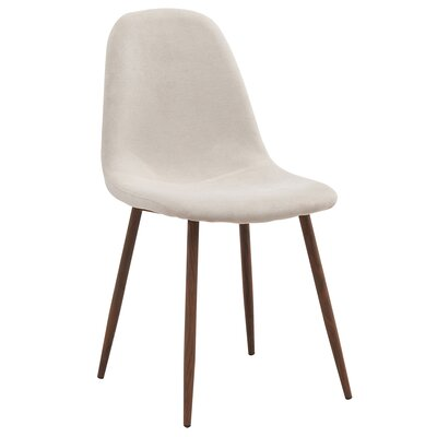 Folsom Side Chair Upholstery: Beige