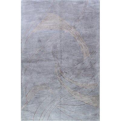 Elliott Hand-Tufted Light Blue Area Rug Rug Size: Runner 26 x 8