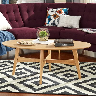 Payton Coffee Table Finish: Light Oak