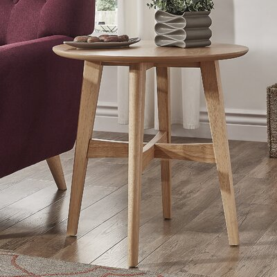 Bermondsey End Table Finish: Light Oak