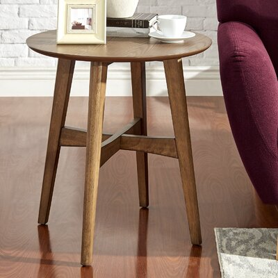 Bermondsey End Table Finish: Dark Walnut