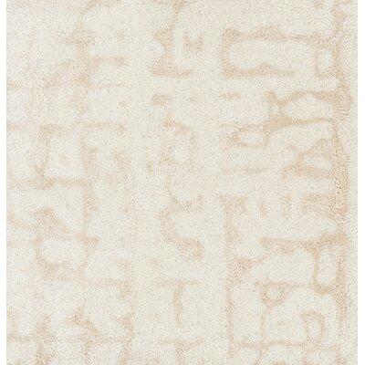 Timberlane Beige/Ivory Area Rug Rug Size: Rectangle 33 x 53