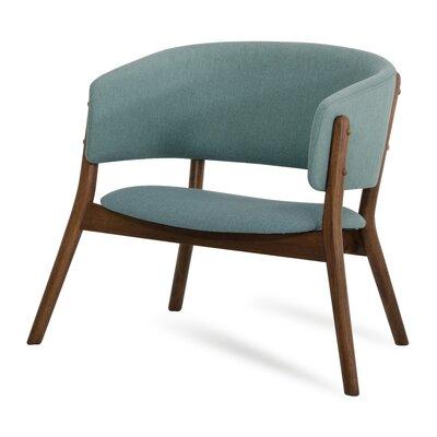 Ogden Barrel Chair Upholstery: Blue