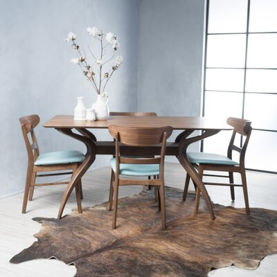 Patterson 5 Piece Dining Set