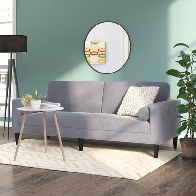 Peoria Sofa Upholstery: Opal Grey