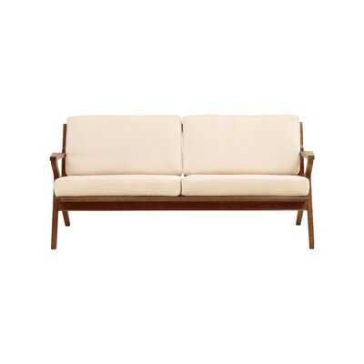 Marquis Standard Sofa Upholstery: Cream