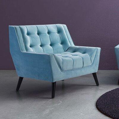 Ballure Arm Chair Color: Aqua