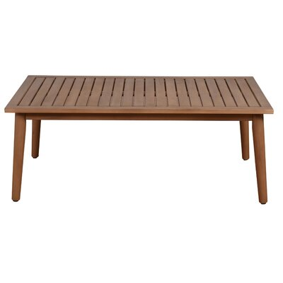 Newbury Patio Coffee Table