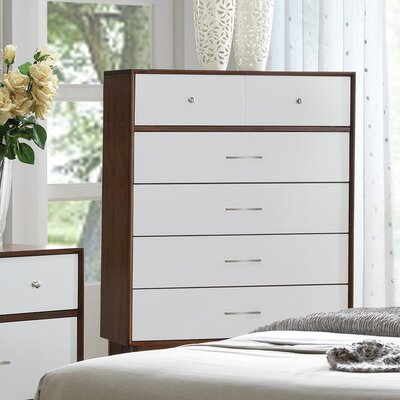 Katia 6 Drawer Chest