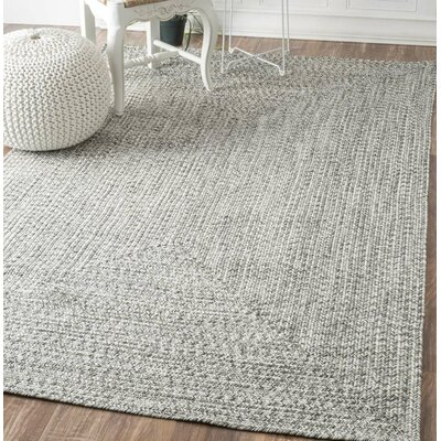 Canton Salt/Pepper Indoor/Outdoor Area Rug