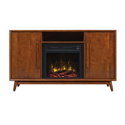 Warren TV Stand with Electric Fireplace