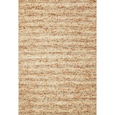 Sherwood Beige Heather Rug Rug Size: 33 x 53