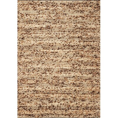 Sherwood Coffee Heather Rug Rug Size: 5 x 7