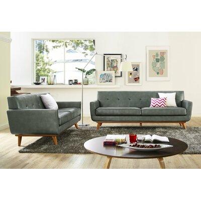 Pompey 2 Piece Living Room Set