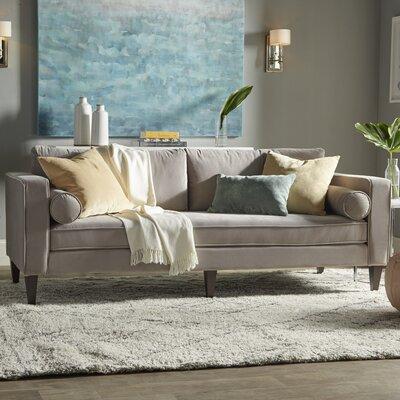 Peoria Sofa Upholstery: Opal Grey