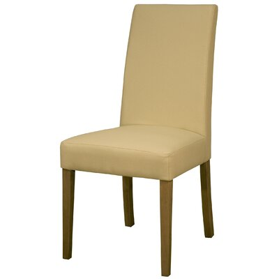 Chelsea Genuine Leather Upholstered Dining Chair