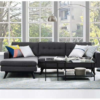 Bessemer Modular Sectional Orientation: Left Hand Facing