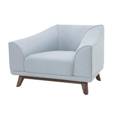 Vaughn Armchair Upholstery: Caribbean Blue
