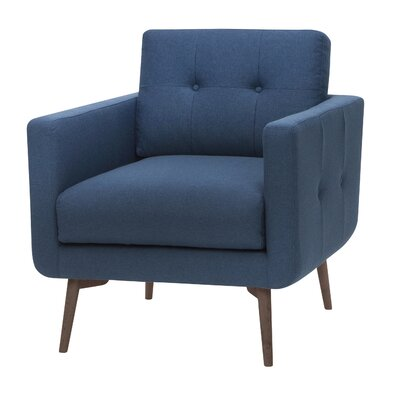 Amari Armchair Upholstery: Lagoon Blue