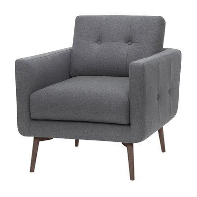 Amari Armchair Upholstery: Shale Gray
