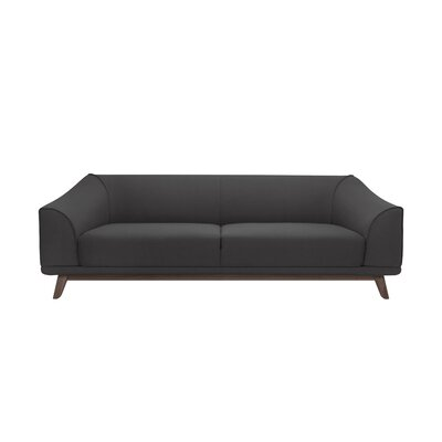 Vaughn Sofa Upholstery: Steel Gray