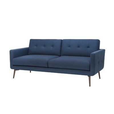 Priest Sofa Upholstery: Lagoon Blue
