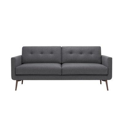Gardner Sofa Upholstery: Shale Gray