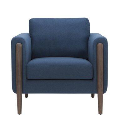 Dobson Armchair Upholstery: Lagoon Blue