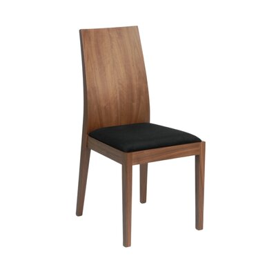 Norfolk Side Chair (Set of 2) Finish: Walnut
