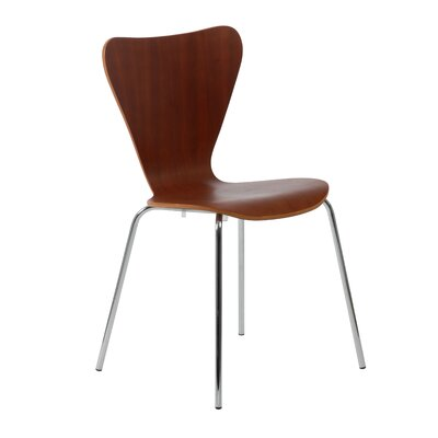 Dugas Side Chair Finish: Cherry