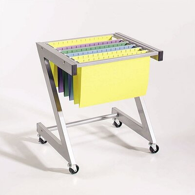 David Z-shaped Deluxe Hanging File Cart