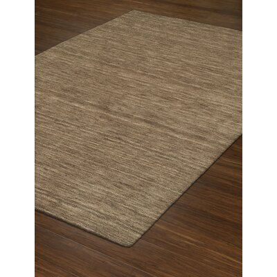 Toby Taupe Area Rug Rug Size: Rectangle 8 x 10
