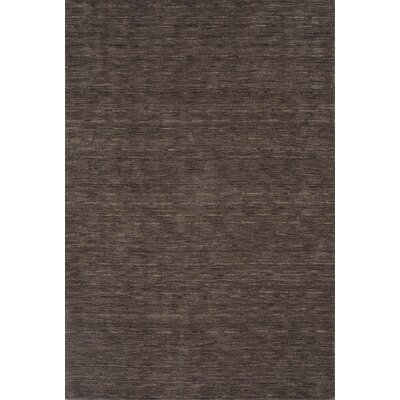 Toby Charcoal Area Rug Rug Size: 9 x 13