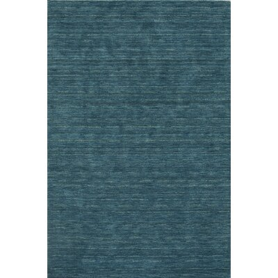 Toby Cobalt Area Rug Rug Size: 9 x 13
