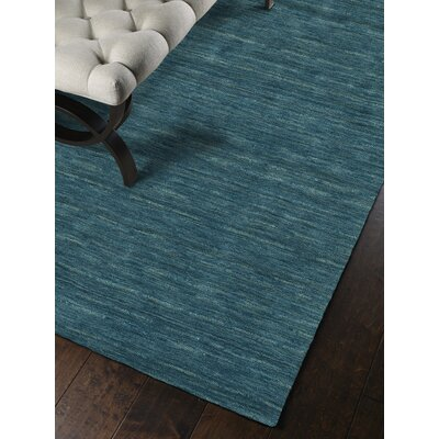 Toby Cobalt Area Rug Rug Size: Rectangle 36 x 56