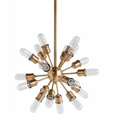 Holmes 20-Light Sputnik Chandelier