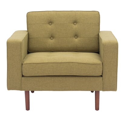 Wichita Armchair Upholstery: Green
