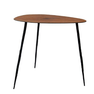 Muriel End Table Size: 20 H x 16 W x 16 D
