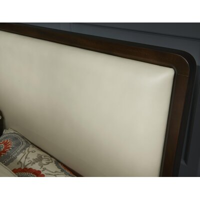Arlo Upholstered Panel Headboard Size: King