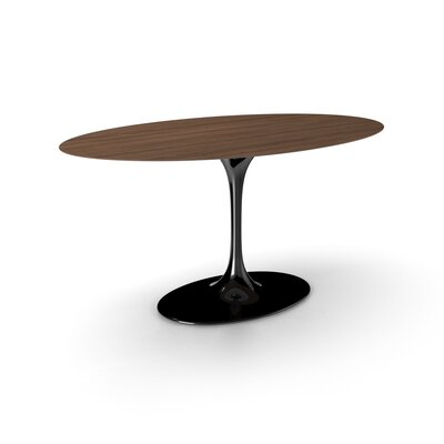 Larkson Dining Table Finish: Black Gloss