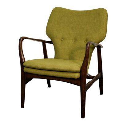 Rosanna Armchair Upholstery: Herbs