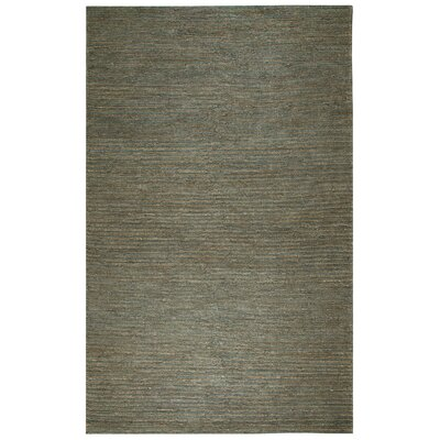 Charing Hand-Woven Gray Area Rug Size: Rectangle 5 x 8