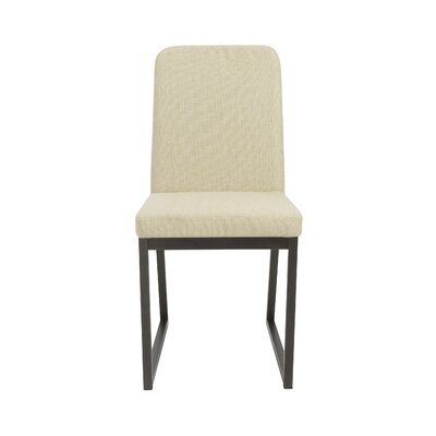 Drumbest Side Chair Upholstery: Oat