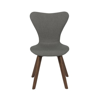 Anna Side Chair Finish: Gray