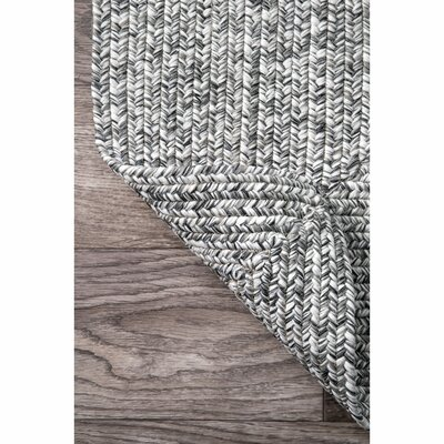 Kulpmont Gray Indoor/Outdoor Area Rug Rug Size: Rectangle 76 x 96